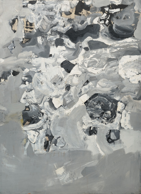 , 'Untitled (Everest),' 1955, Denver Art Museum