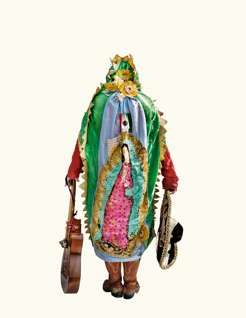 , 'The Road to Tepeyac #37 (Guitar & Mariachi Hat),' 2010, The Ravestijn Gallery