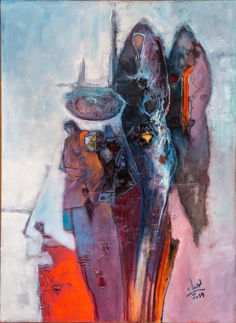 , 'Untitled 9,' 2014, Hafez Gallery