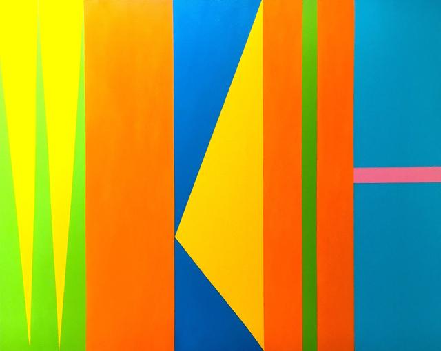 Ron Burkhardt, 'WORTH', 2017, Paul Fisher Gallery