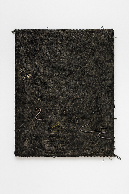 , 'Zs,' 2016, Federica Schiavo Gallery