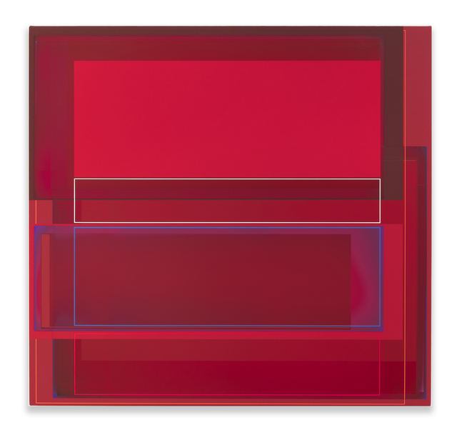 , 'Dead Red,' 2018, Miles McEnery Gallery