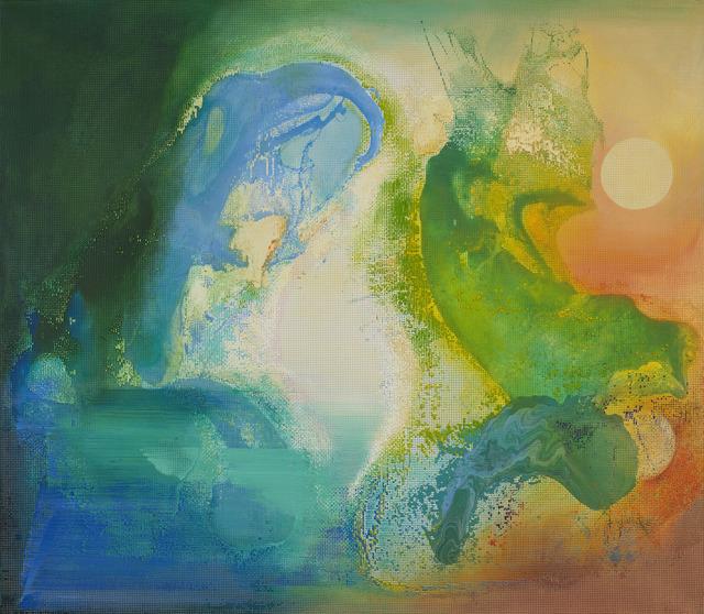 William Tillyer, 'The Watering Place II,' 2013, Bernard Jacobson Gallery