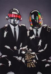 Jean-Baptiste Mondino, 'Daft Punk,' 2001, Phillips: Photographs (November 2016)
