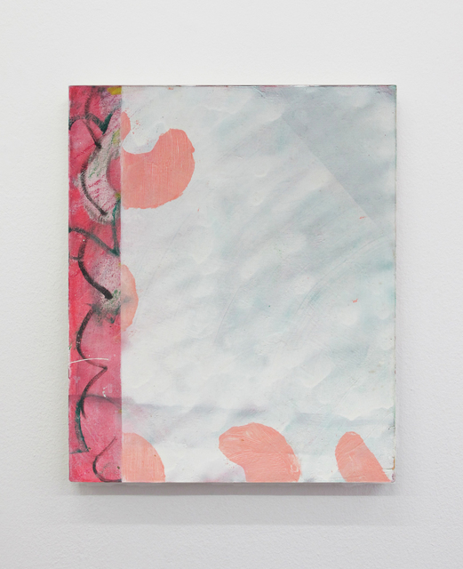 , 'Untitled (Peach),' 2014, V1 Gallery