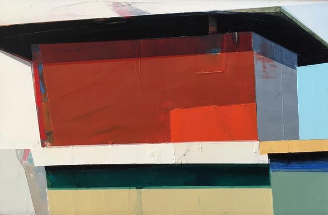 , 'Brown Hut #2,' 2018, Patricia Rovzar Gallery