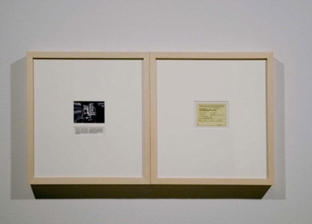 , 'Blank. Cuadro en blanco hecho de pintura blanca maciza,' 2012-2013, Maisterravalbuena