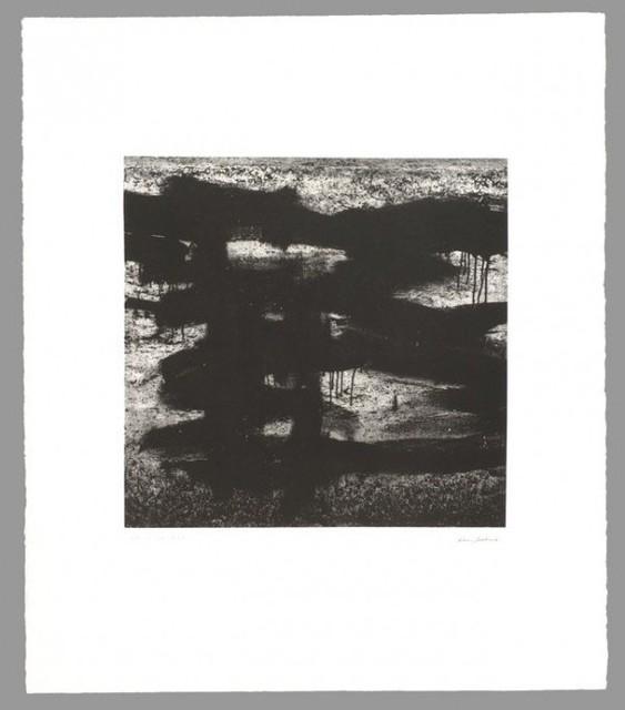 , 'Homage to Franz Kline (Rome 69 - 1973),' 1989, Nikola Rukaj Gallery