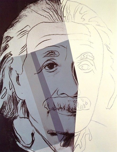 , 'Albert Einstein,' 1980, Revolver Gallery