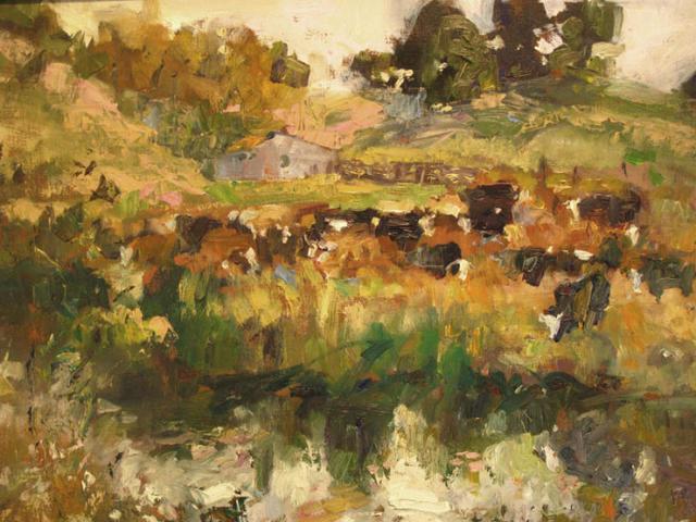 Gordon Fowler, 'Waterhole', 2012, Wally Workman Gallery