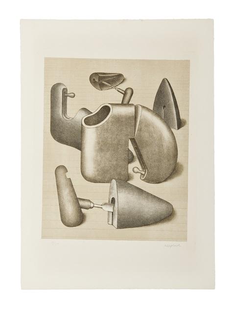 , 'Schuhspanner (der Harem),' 1967-1968, Bode Gallery