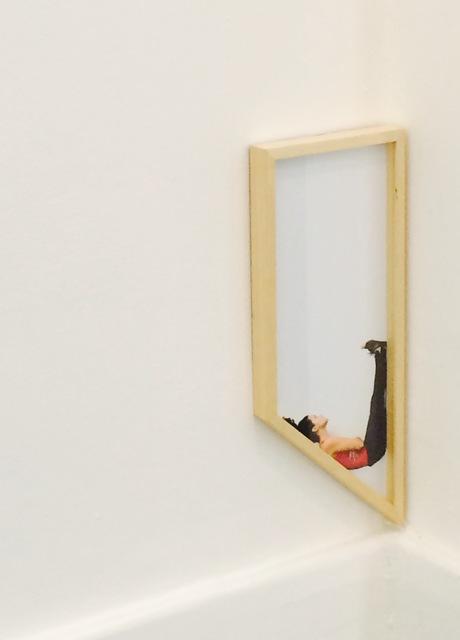 , 'Quadros Cortados/1,' 2015, Galeria Inox