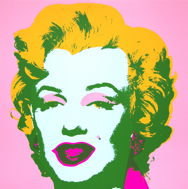 Andy Warhol, 'Marilyn', 1967, Heather James Fine Art Gallery Auction