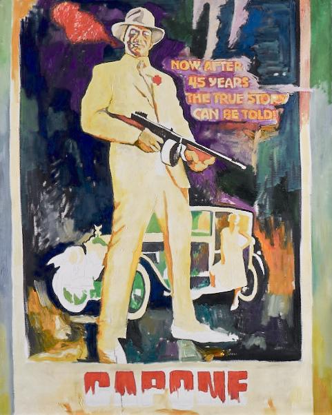 , 'Gangster C,' 2014, Salamatina Gallery