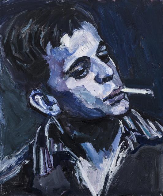 , ' Klaus Kinski in His Youth II,' 2013, Aye Gallery
