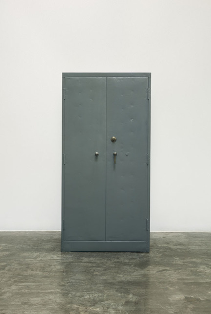 , '纪念碑_档案柜-正⾯ File Cabinet- Front,' 2010, Shanghai Gallery of Art