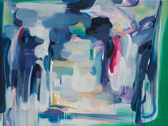 , 'Mood Indigo,' 2015, parts gallery