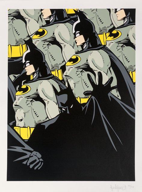 Jerkface, 'Batman', 2016, Heritage Auctions