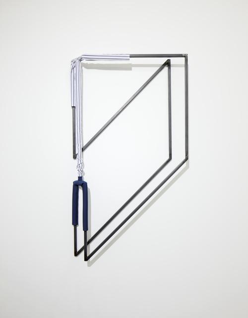 , 'Portrait of Parallelism,' 2016, Galerija VARTAI