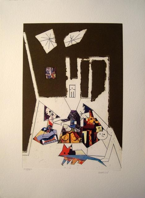 , 'Cubismo Como Pretexto I,' 2004, Galerie Raphael
