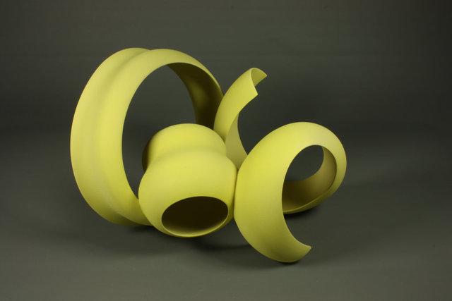 Wouter Dam, 'Yellow Sculpture No 9', 2013, Taste Contemporary