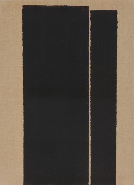 , 'Burnt Umber & Ultramarine,' 1996, Axel Vervoordt Gallery