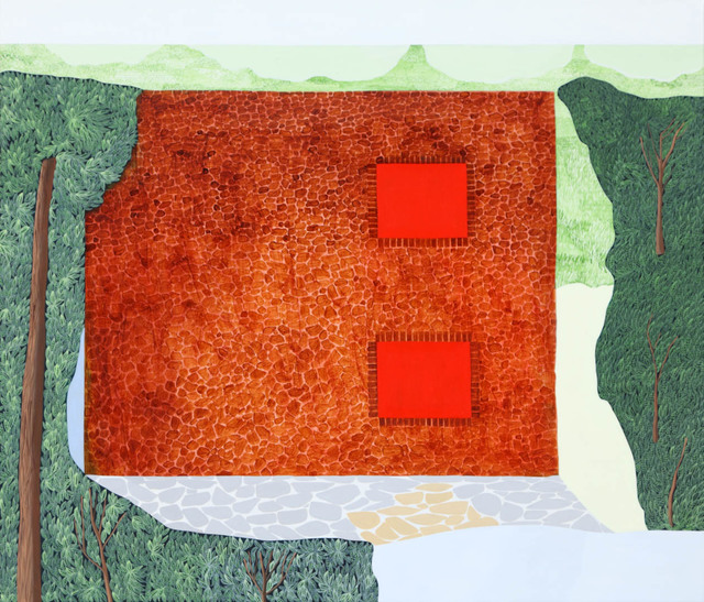 , 'Home,' 2017, Galerie Xippas