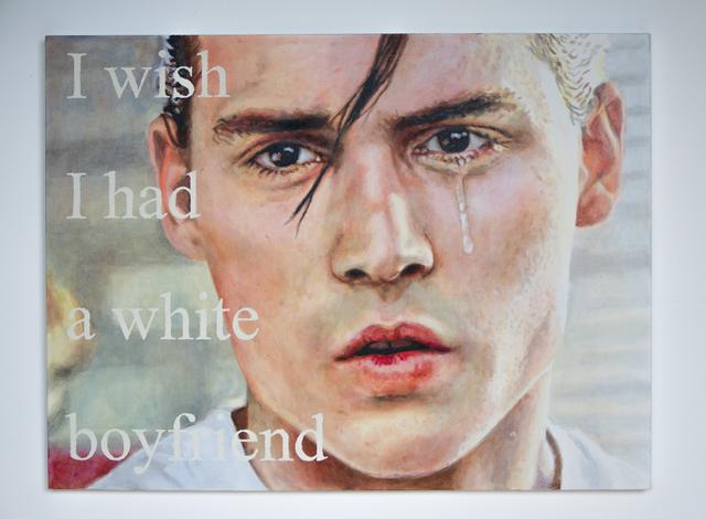 , 'Johnny Depp,' 2018, Night Gallery