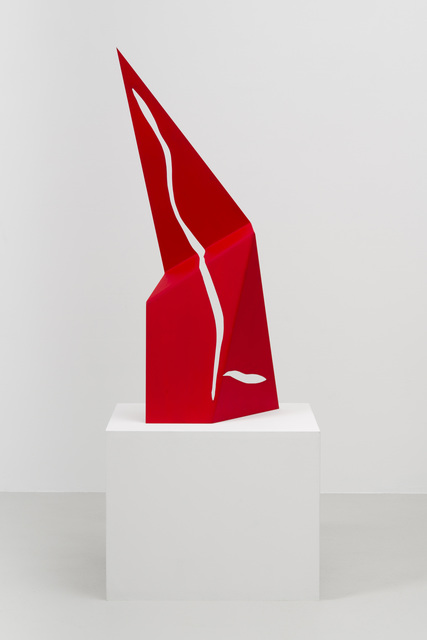, 'Untitled (Red),' 2017, Gether Contemporary