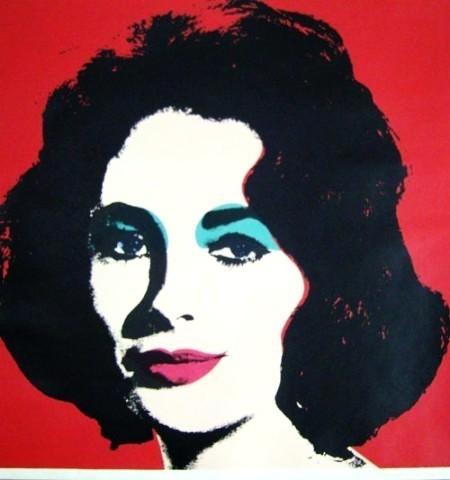 Andy Warhol, 'Liz', 1964, OSME Fine Art