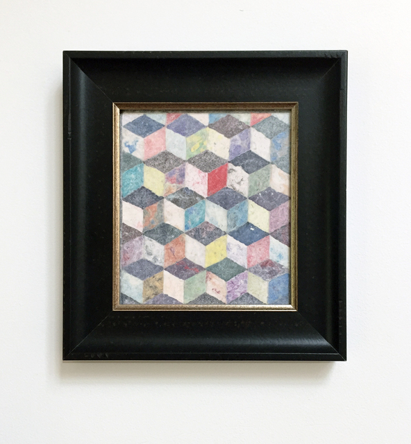 , 'Tumbling Blocks Quilt ,' , Alden Gallery