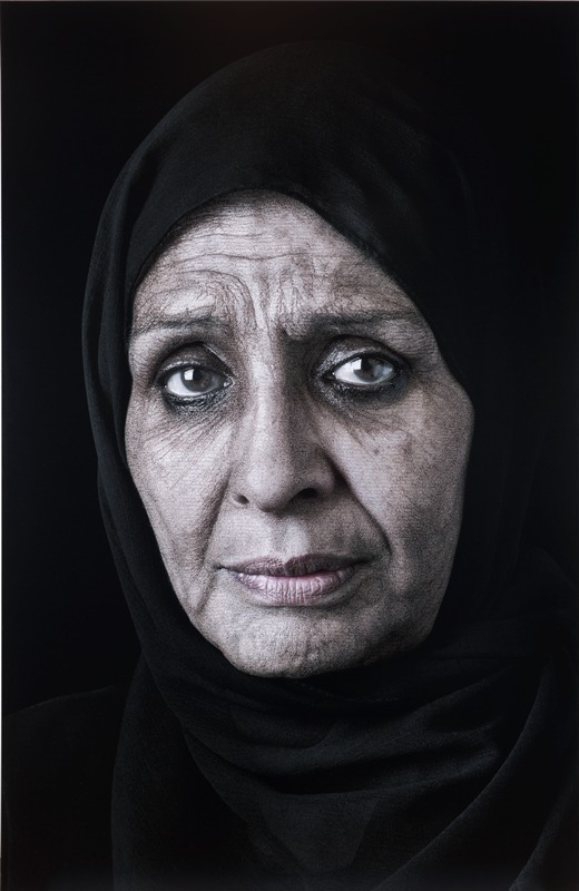 Shirin Neshat, 'Ghada (Mourners), from The Book of King series,' 2013, Dirimart