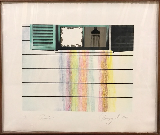 , 'Rainbow,' 1972, Rosenthal Fine Art