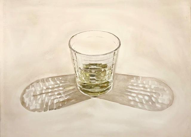 Joshua Huyser, 'Drink (Whiskey) with Two Shadows', 2018, Burnet Fine Art & Advisory
