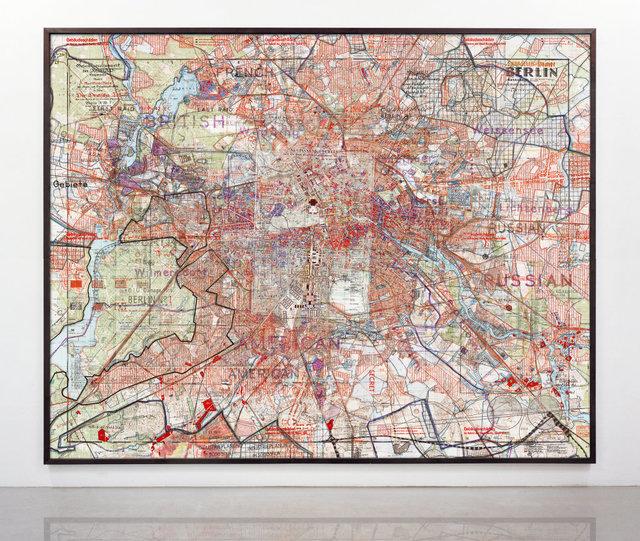 Gert Jan Kocken, 'Depictions of Berlin 1933-1945 (Close-up)', 2011-2019, GRIMM