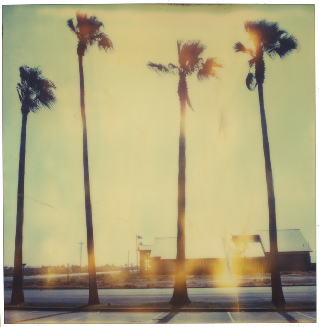 Stefanie Schneider, 'Palm Tree Restaurant', 1999, Photography, Analog C-Print, hand-printed by the artist on Fuji Crystal Archive Paper, based on a Polaroid, not mounted, Instantdreams