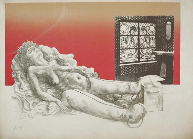 """, 'Untitled (No. 9). De la serie """"La Obsesión de la Belleza"""" ,' ca. 1976, Cosmocosa"""