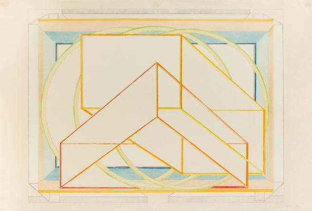 Al Held, 'KYOTO-WA', 1985, Hindman