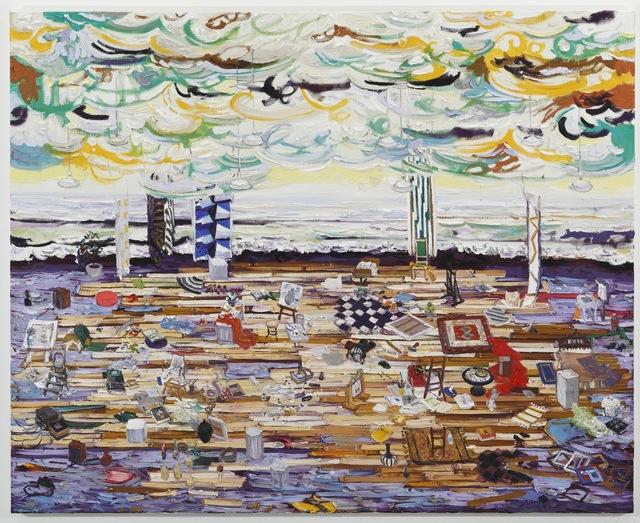 , 'Atelier for the Art of Painting,' 2010, Tomio Koyama Gallery