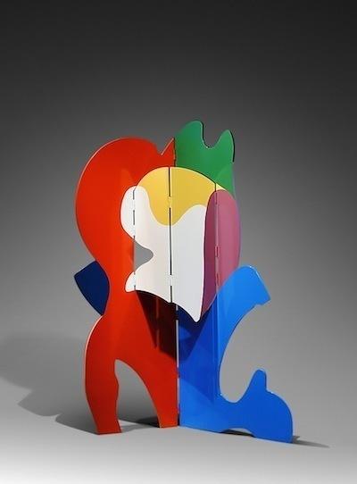 , 'Sculpture-paravent,' 2013, Galerie Diane de Polignac & Chazournes