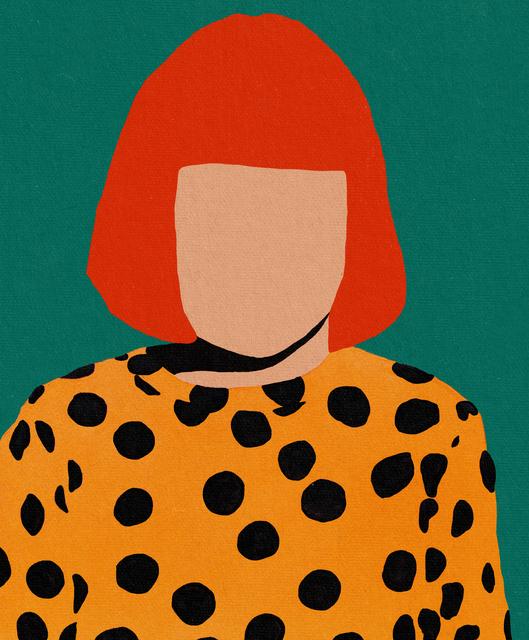 , 'Yayoi Kusama Portrait ,' , Maddox Gallery