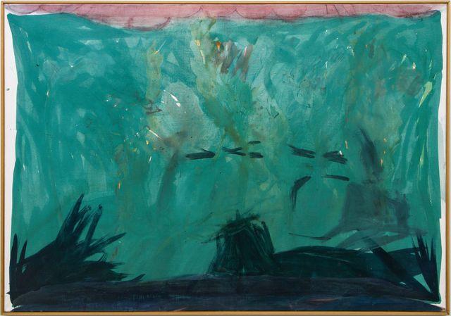 , 'Sommernacht,' 1983, Galerie Elisabeth & Klaus Thoman
