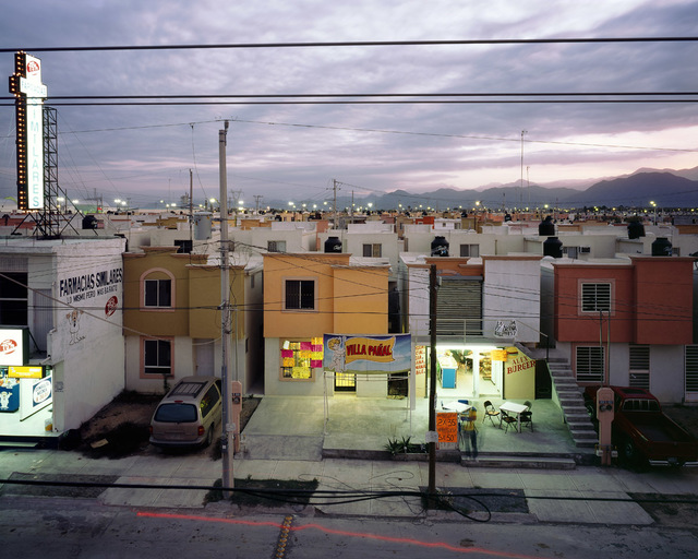 , 'Business in Newly Built Suburb in Juarez,' 2009, Kopeikin Gallery