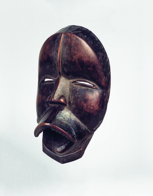 , 'Sengle, masque chantant (Sengle, singing mask),' c. 1920, Musée du quai Branly