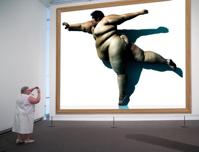 , 'Installation Study #154: Metropolitan Museum of Art: Jane Martinez,' 2019, Lawrence Fine Art