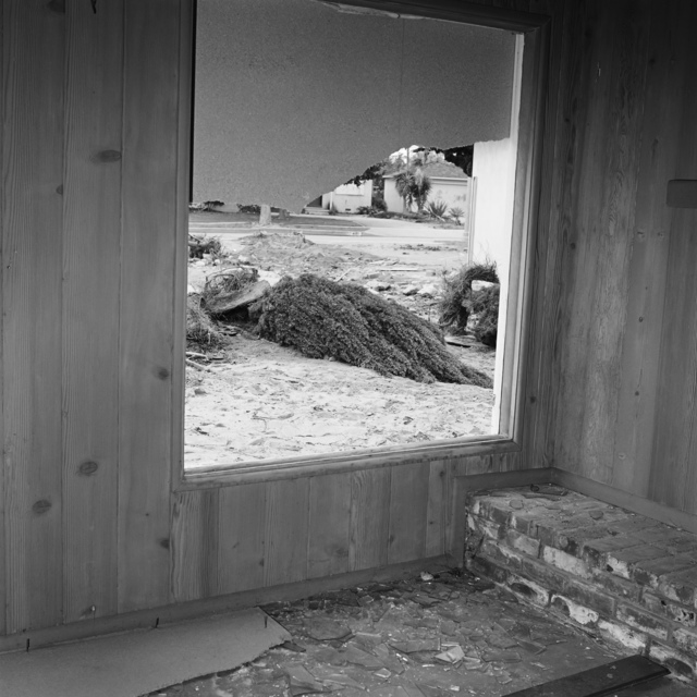 , 'LAX NAZ, Forced Entries / Site 34 (Interior View A) (LAX1004F08),' 1975/2006, Laura Bartlett