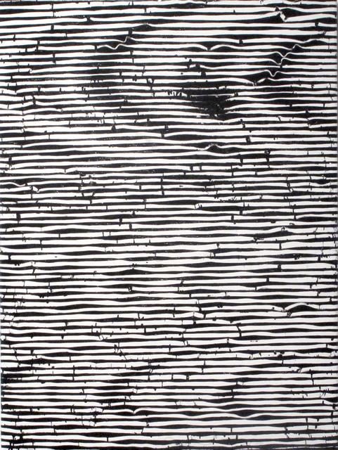 , ' K, 4.32 c,' 2015, Barry Whistler Gallery