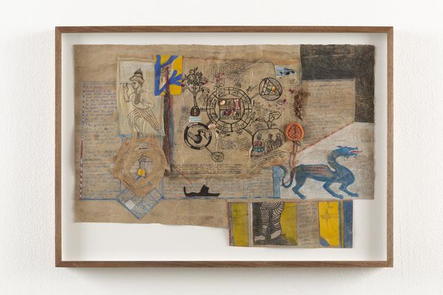 Candice Lin, 'Divination Board', 2019, François Ghebaly
