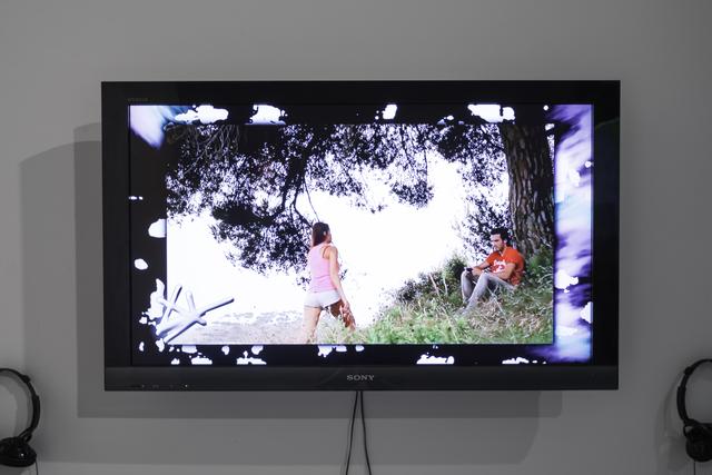, 'Black Transparency,' 2013, Los Angeles Contemporary Exhibitions