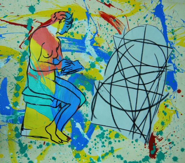 , 'Desnudo aplicado,' 2018, Fontanar Art Editions